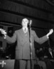 Titre original :  Hon. Maurice Duplessis speaking during the Quebec Legislative Assembly Election campaign.